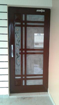 House Main Door Design, Single Door Design, Wooden Front Door Design, Grill Door Design, Door Gate Design, Room Door Design, Door Design Interior, Latest Door Designs, Modern Wood Doors