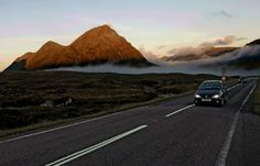 Scotland is one of THE best countries in the world to take a road trip.