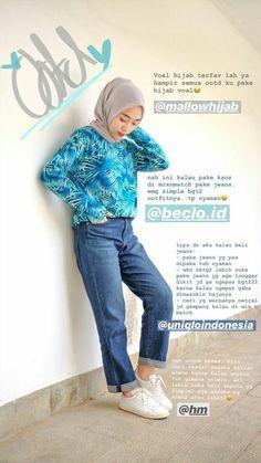 Casual Hijab Outfit, Ootd Hijab, Hijab Chic, Fashion 2020, Trendy Fashion, Womens Fashion, Date Outfits, Dress Outfits, New Hijab