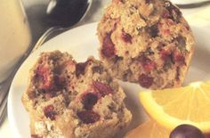 Cranberry Maple Muffins