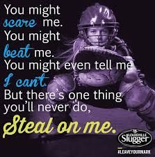 catcher quotes softball - Google Search