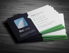 Very Clean Business Card // Jorge Lima