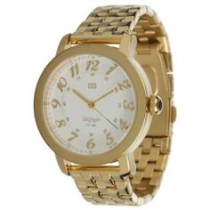Tommy Hilfiger Women's 'Olivia' Goldtone Watch - product - Product Review