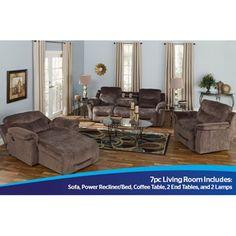 Franklin Hudson Living Room Group With Rug