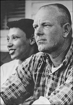 Richard & Mildred Loving - The couple who helped remove the ban on interracial marriage in the U.S. .
