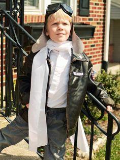 Pilot Halloween Costume #DIY: http://www.hgtv.com/handmade/make-a-kids-pilot-costume-for-halloween/index.html?soc=pinterest