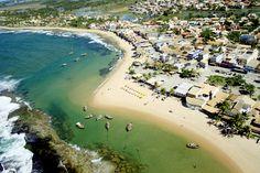 Praia de Arembepe, Camaçari (BA)