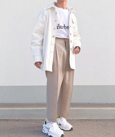 Behind The Scenes By culturfits Korean Outfits, Trendy Outfits, Cool Outfits, Layering Outfits, Mode Streetwear, Streetwear Fashion, Normcore Fashion, Mens Fashion, Aesthetic Fashion