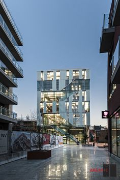 Gallery - ARhus Knowledge Center / BURO II & ARCHI+I - 2