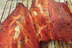 Growing up in the Northwest, Salmon has always been a big part of my life. Some of my earliest memories are getting up while it was still dark to go salmon fishing with my Smoked Salmon Brine, Smoked Salmon Recipes, Smoked Fish, Traeger Recipes, Grilling Recipes, Fish Recipes, Seafood Recipes, Spinach Recipes, Pork Recipes