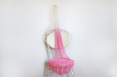 Pink Ombre Veil