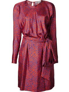 ALEXANDER TEREKHOV Rough Dotted Dress #farfetch
