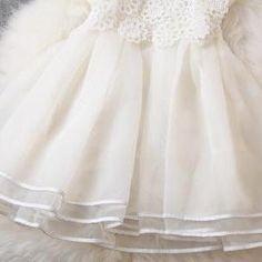 Organza Embroidery Beaded Dress MXi on Luulla