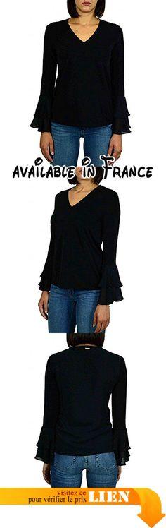 B075K2RJ4B : liu jo - Pull - Femme noir noir 36.