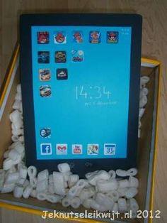 Surprise iPad jongens