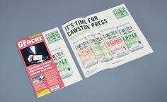 Cawston Press Design and creative communications in Design