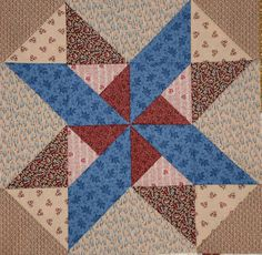 Sew'n Wild Oaks Quilting Blog: Minglewood Star and Pinwheel Block 4b