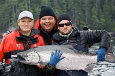 Langara Island Salmon Fishing Report: August 10, 2012