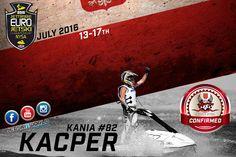 Kacper Kania Country: Poland Age: 15 Team: