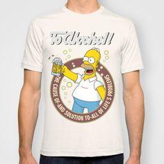 Homer Simpson T-shirt $23.99  Free shipping worldwide #thesimpsons #thesimpsonstappedout #thesimpsonsclips #thesimpsonsmovie #thesimpsonsride #thesimpsonstattoo #thesimpsonsfan #thesimpsonslego #thesimpsonsgame #thesimpsonstoys #thesimpsonsman