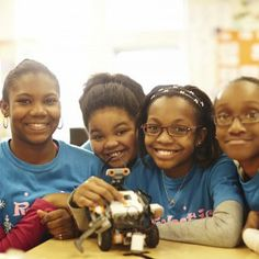 Last year, five girls came together to put their intelligence to the test and to learn about teamwork. Since then, this feisty group of 11-year-olds has learned they can do anything they put their minds to... Read more inspiring stories at helpingpeople.org