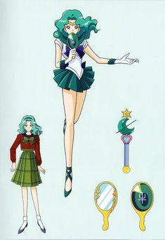 Michiru / Sailor Neptune