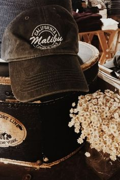 Brandy ♥ Melville | Katherine Malibu Locals Only Cap - Accessories