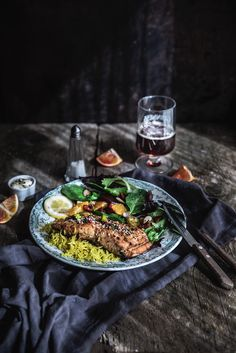 Viking Food, Key Food, Char Siu, Fancy Drinks, Nigella, I Love Food, Fett, Food Styling, Food Art