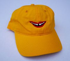 Gap tooth Cap - £15.68 https://www.etsy.com/listing/271963770/gap-tooth-hat?ref=fp_item&atr_uid=21636708&aref=84584242229