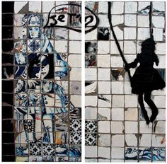 Manuela Pimentel's Tiles That Tell Stories…
