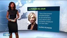 "Valérie Pécresse menace d'augmenter par une ""taxe Valls"" le tarif du pass Navigo http://www.dailymotion.com/video/x4hl3mj_valerie-pecresse-menace-d-augmenter-par-une-taxe-valls-le-tarif-du-pass-navigo_news"