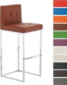 Barhocker EDINBURGH C77, Sitzhöhe 77 cm, mit Kunstlederbezug - aus bis zu 11 Farben wählen - Polsterstärke 7 cm, einfach bequem sitzen Jetzt bestellen unter: https://moebel.ladendirekt.de/kueche-und-esszimmer/bar-moebel/barhocker/?uid=dda692a4-3a3e-5324-8b29-45cd17b2a135&utm_source=pinterest&utm_medium=pin&utm_campaign=boards #barhocker #kueche #stehtische #esszimmer #barmoebel