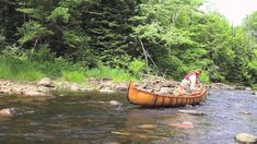 Wilderness Canoe Journey - past...present...future