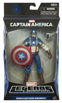 Marvel Legends Avengers Issue Thor Series Captain America-neuf en stock