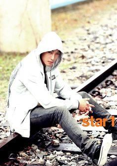 Kim Hyun Joong - @ Star1 Magazine August Issue 13