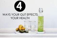 Discover the ways in which your gut affects your overall health.