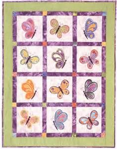 Butterfly quilt patterns