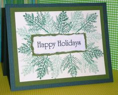 handmade cards ideas | There are lots of handmade Christmas Card ideas that can be found on ...