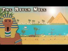 The Importance Of The River Nile in Ancient Egypt - YouTube Nile River Ancient Egypt, Life In Ancient Egypt, Ancient History, Modern Egypt, Egypt Art, History Channel, World Cultures, Book Illustration, Cairo