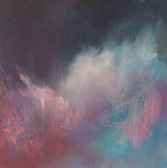 "Saatchi Online Artist: Georgina Vinsun; Oil, 2012, Painting ""Halliday"""