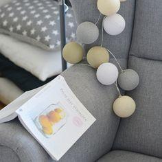 Cotton Ball Lights 10/20/35/50 - BY PRETTY PLEASURE