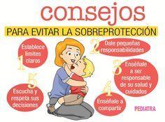 No debemos confundir proteger con sobreproteger.  La protección hacia nuestros hijos es vital para ellos. Cuando son pequeños nos necesit...