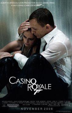 """Casino Royale""(2006).Su primer James Bond"