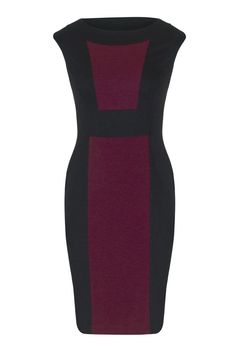 OPtion 2 for the staff party Colour Block  Dress $129 @ Long Tall Sally