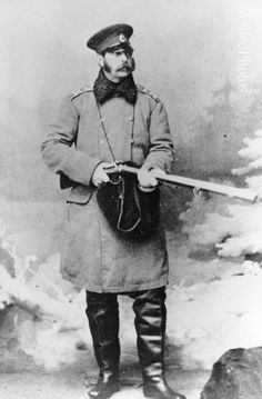 Tsar Alexander II of Russia in hunting dress, Alexander was Tsar from Known as 'The Liberator', he emancipated Russia's serfs in The pace of reform under Alexander's rule was too slow for some, however, and on 13 March Old Photos, Vintage Photos, Vintage Photographs, Alexander Ii, Familia Romanov, Alexandra Feodorovna, Intimate Photos, Tsar Nicholas Ii, Imperial Russia