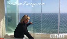 ValoraDesign.com Cierre de Cristal Plegable Ducasse Selfie, Mirror, Design, Verandas, Flats, Crystals, Design Comics, Mirrors