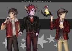 Double demon dating