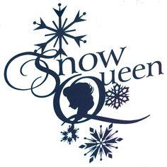 Frozen - Elsa's snowflakes