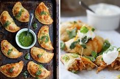 Beef and Mushroom Empanada   17 Empanada Recipes You'll Want To Save For Later