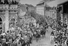 Hyderabad Nizam's procession
